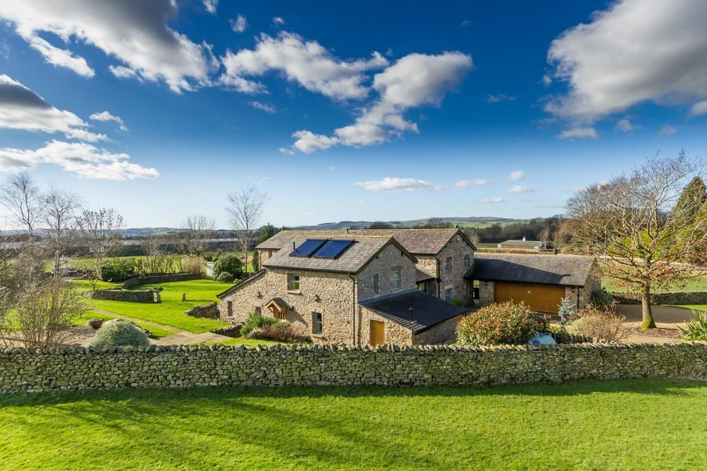 4 Bedrooms Barn Conversion Character Property for sale in Heaton House, Leck, Near Kirkby Lonsdale, LA6 2HZ