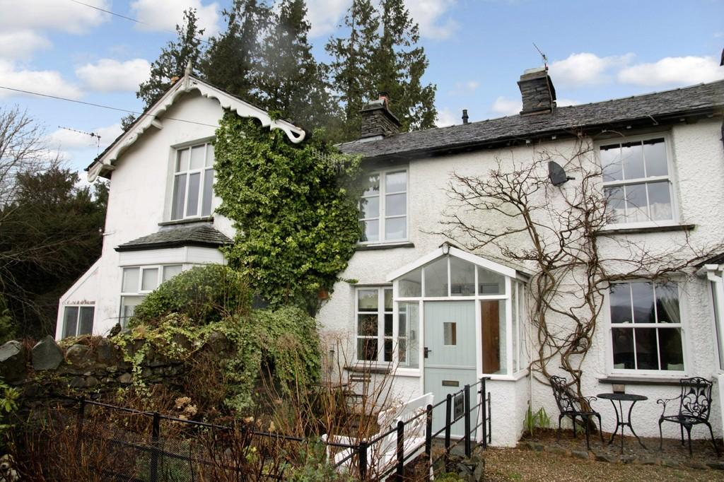 2 Bedrooms Terraced House for sale in The Blithe Hare, 12 Brook Street, Troutbeck Bridge, Windermere, Cumbria, LA23 1HN