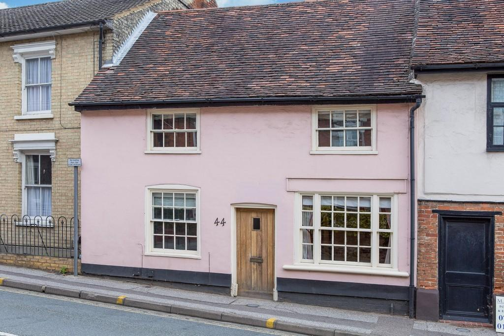 3 Bedrooms Terraced House for sale in Bolton Lane, Ipswich, Suffolk