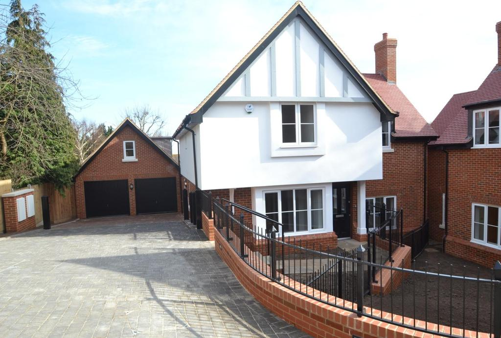 4 Bedrooms Detached House for sale in Millfields, Hillside Road, Billericay, Essex, CM11
