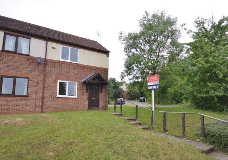2 Bedrooms End Of Terrace House for sale in BISHOPS DRIVE, OAKWOOD