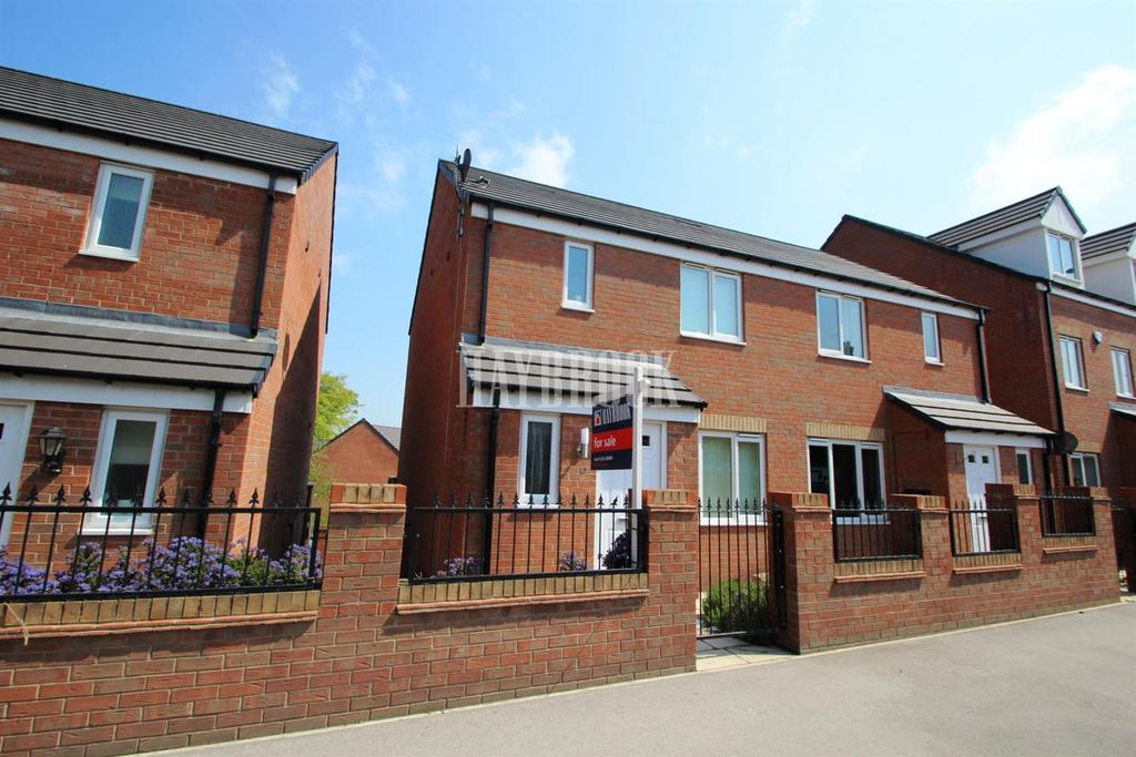 3 Bedrooms Semi Detached House for sale in Rookery View, Barnsley
