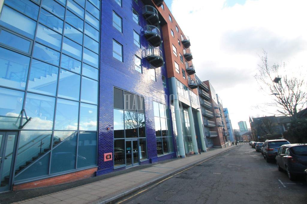 1 Bedroom Flat for sale in West One Plaza 1, 9 Cavendish Street,S3 7SJ