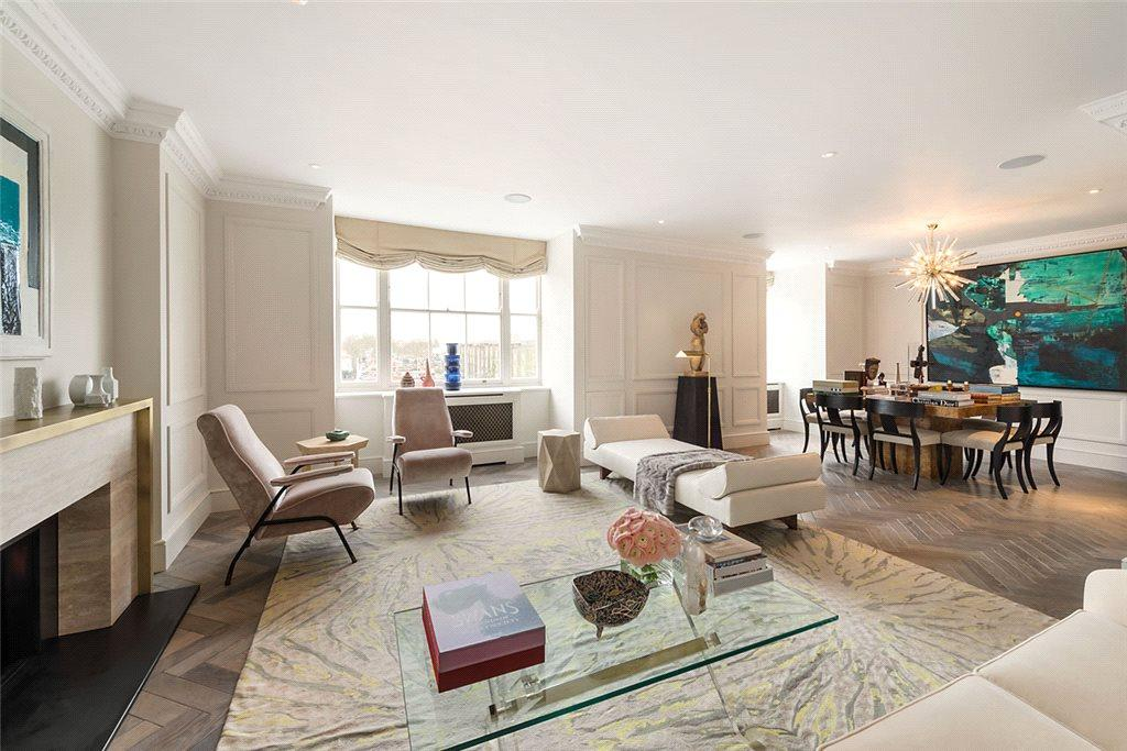 4 Bedrooms Penthouse Flat for sale in Prince Edward Mansions, Notting Hill, London
