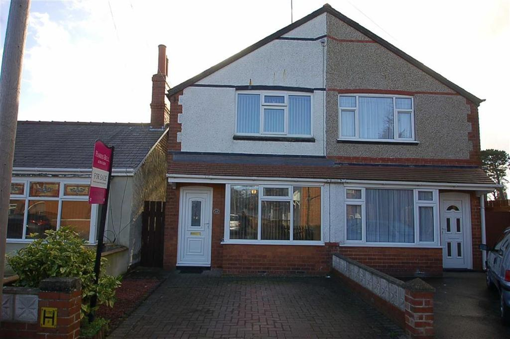 2 Bedrooms Semi Detached House for sale in St Johns Avenue West, Bridlington, East Yorkshire, YO16