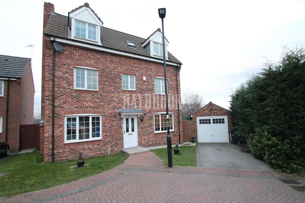 5 Bedrooms Detached House for sale in Woodhouse Lane, Beighton