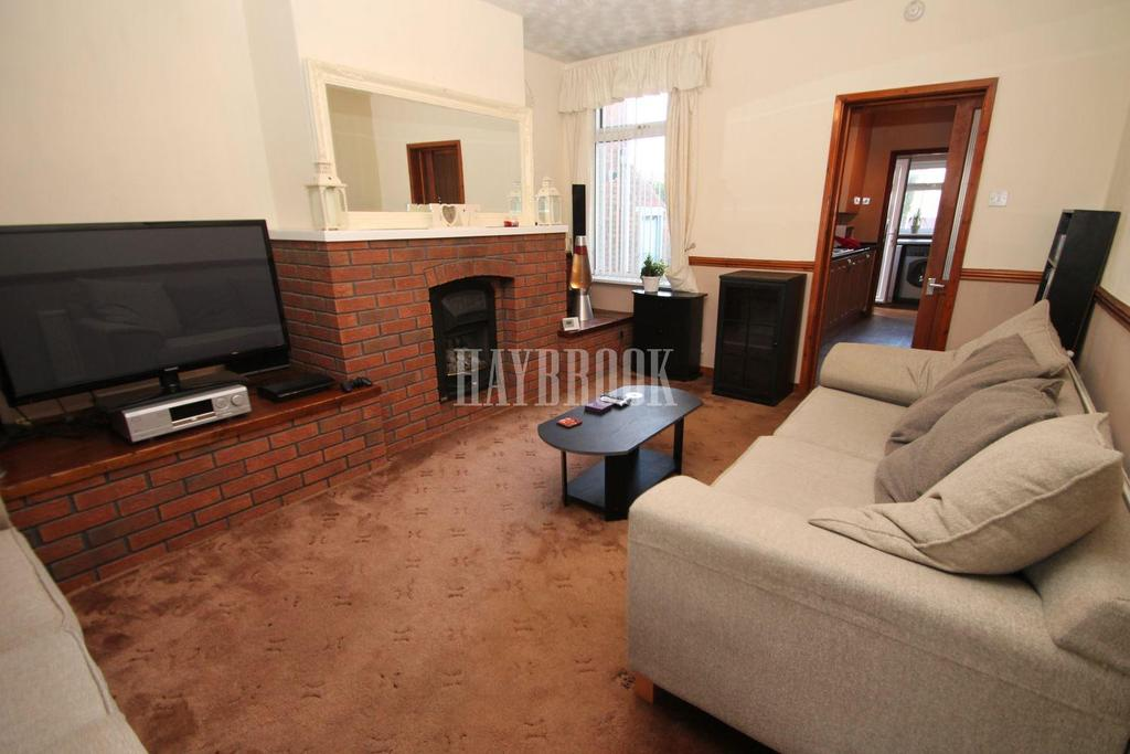 4 Bedrooms Terraced House for sale in Lordens Hill, Dinnington