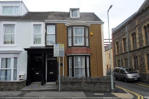 5 bedroom end of terrace house to rent - Henrietta Street, Swansea.  SA1 4HN