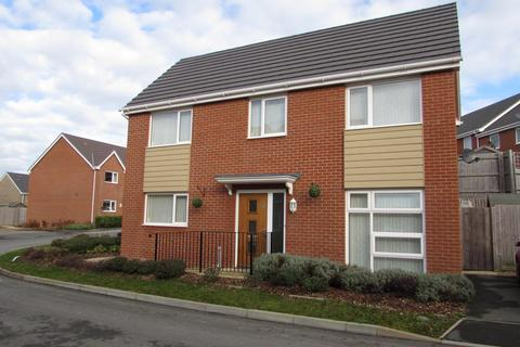 3 bedroom detached house to rent - Beadmans Grove, Newport, Isle Of Wight, PO30