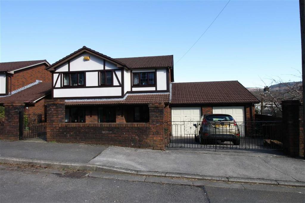4 Bedrooms Detached House for sale in Brondeg Terrace, Aberdare