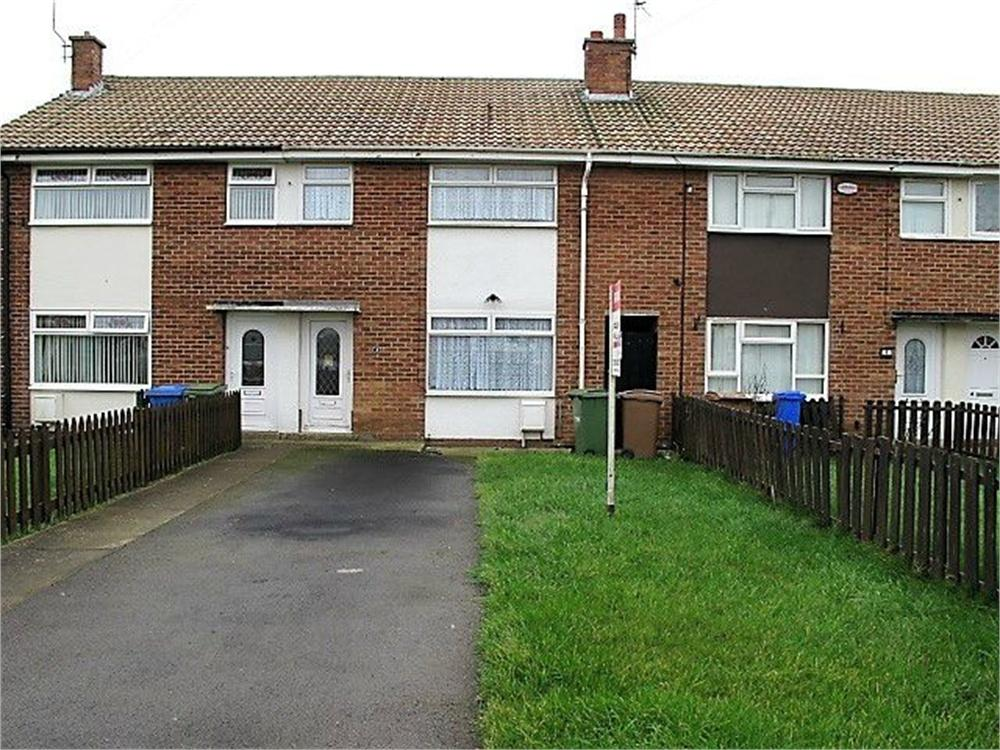 3 Bedrooms Terraced House for sale in Northfield, Withernsea, East Riding of Yorkshire