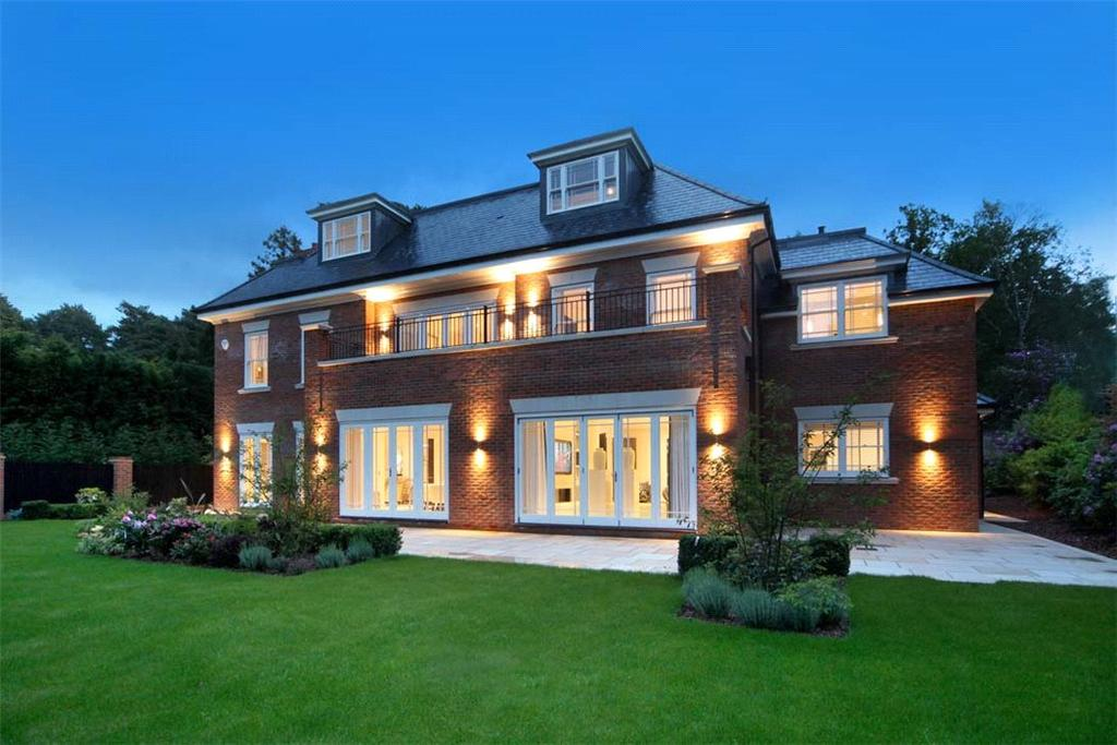 7 Bedrooms Detached House for sale in Coronation Road, Ascot, Berkshire, SL5