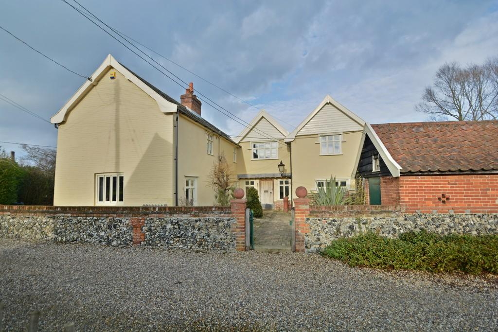 4 Bedrooms Detached House for sale in Redgrave Road, South Lopham