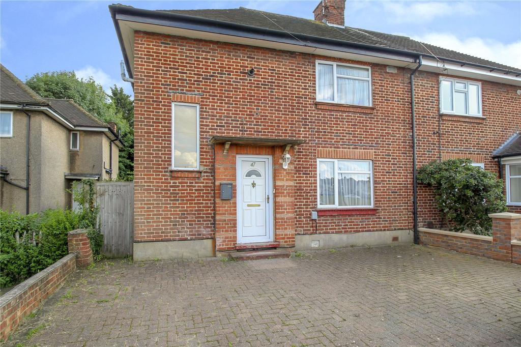 4 Bedrooms Semi Detached House for sale in Beatty Road, Stanmore, Middlesex, HA7