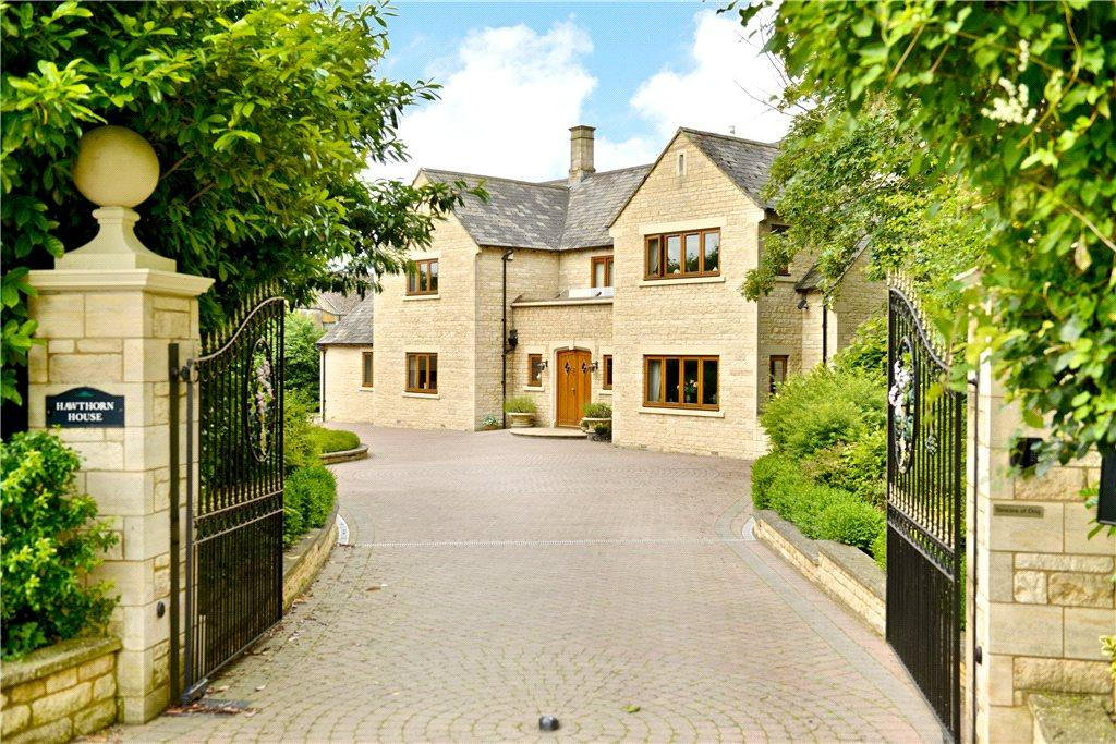 5 Bedrooms Detached House for sale in Keyston, Huntingdon, Cambridgeshire