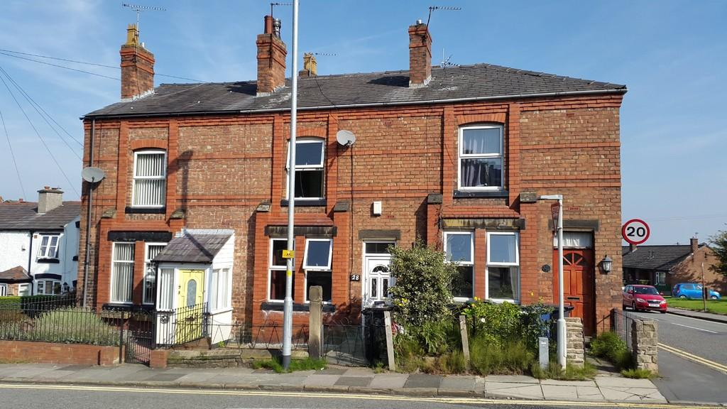 2 Bedrooms Terraced House for sale in Southport Road, Ormskirk