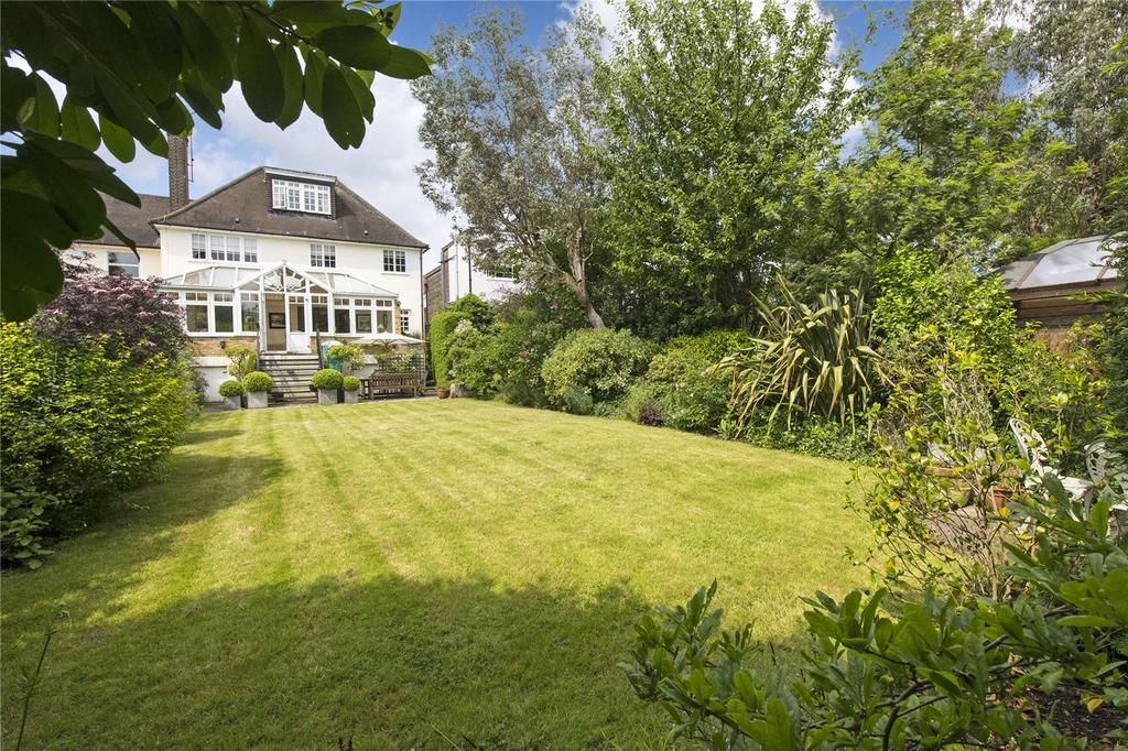 6 Bedrooms Semi Detached House for sale in Herondale Avenue, Wandsworth, London, SW18