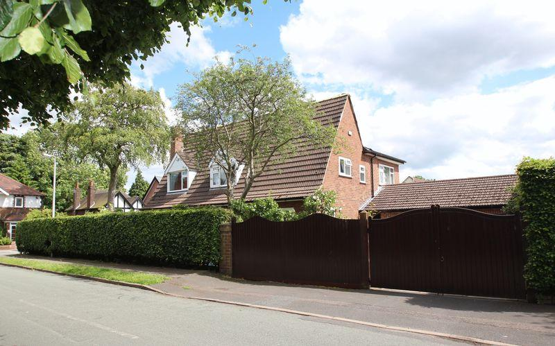 5 Bedrooms Detached House for sale in Birchvale Drive, Romiley