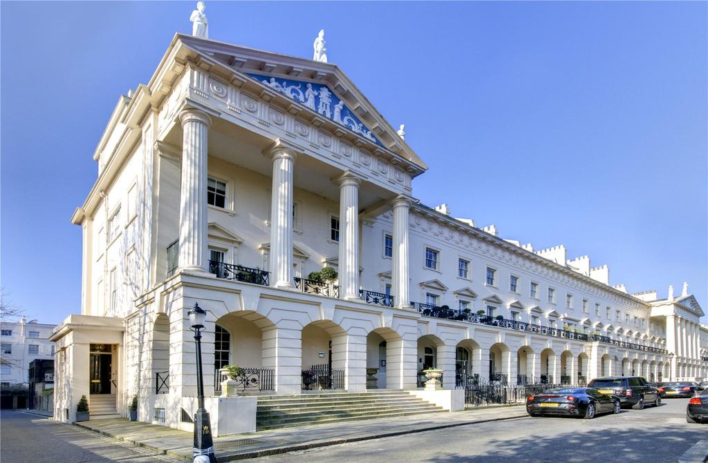 9 Bedrooms Terraced House for rent in Hanover Terrace, Regents Park, London, NW1