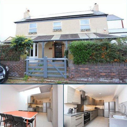 6 bedroom detached house to rent - 1 St. James Close, Exeter
