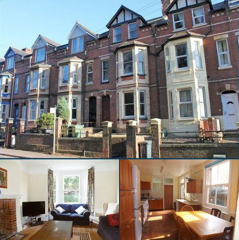 7 bedroom townhouse to rent - Old Tiverton Road, Exeter