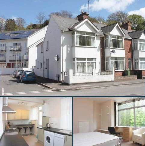 4 bedroom end of terrace house to rent - Bonhay Road, Exeter