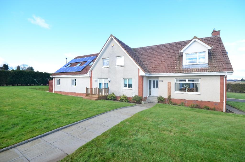 6 Bedrooms Detached House for sale in Sauchenford, Plean, Stirling, FK7 8AR