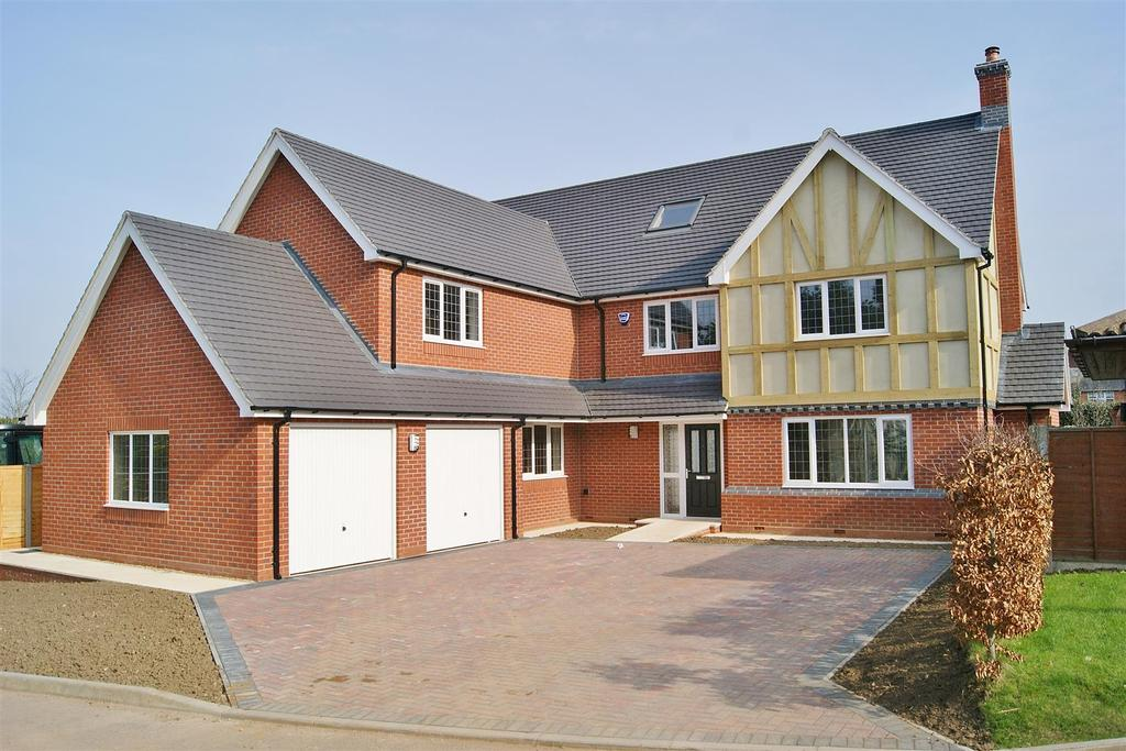 5 Bedrooms Detached House for sale in Silverdale gardens, Hillmorton, Rugby