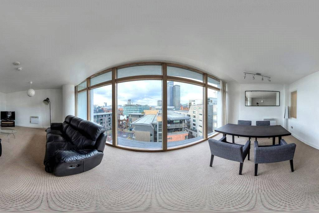 2 Bedrooms Flat for rent in Design House, High Street, Northern Quarter, Manchester, M4
