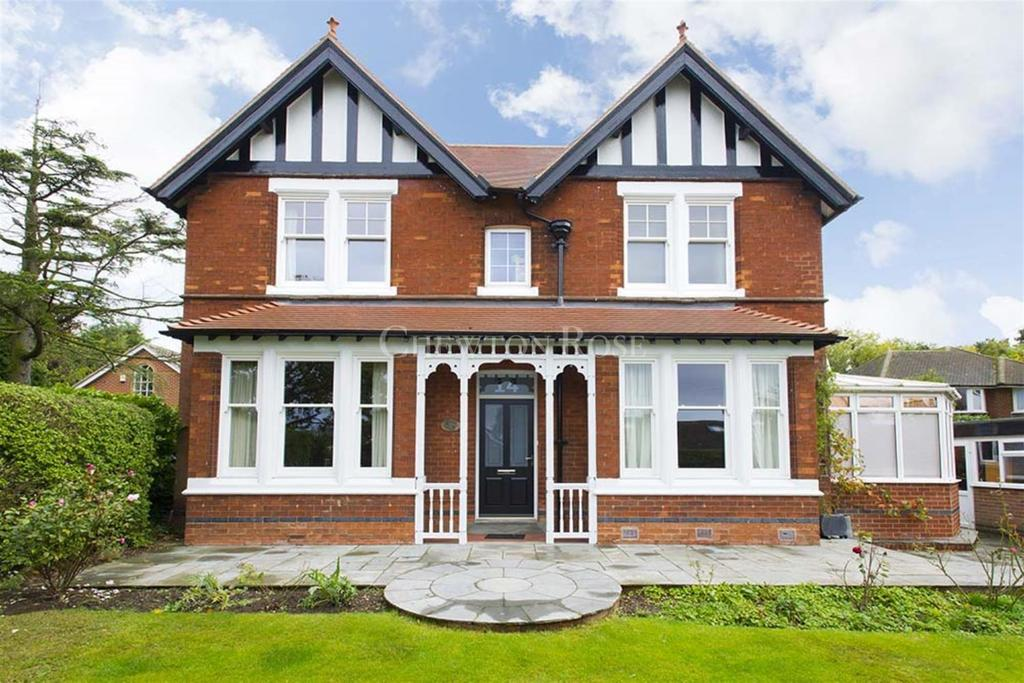 4 Bedrooms Detached House for sale in Keyworth, Nottingham, Nottinghamshire