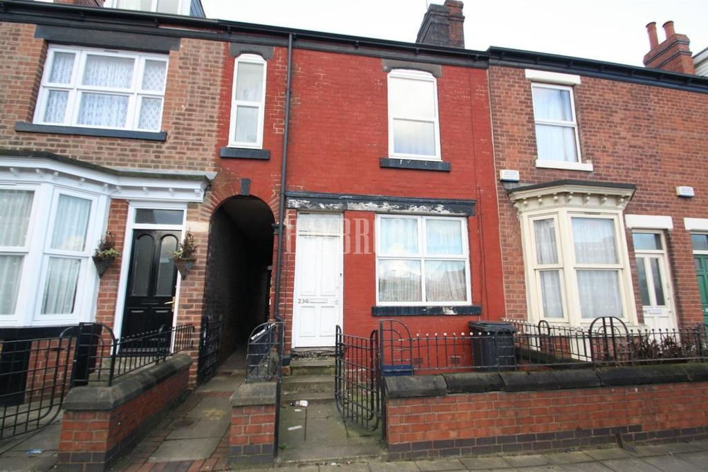 3 Bedrooms Terraced House for sale in Staniforth Road, Darnall, S9