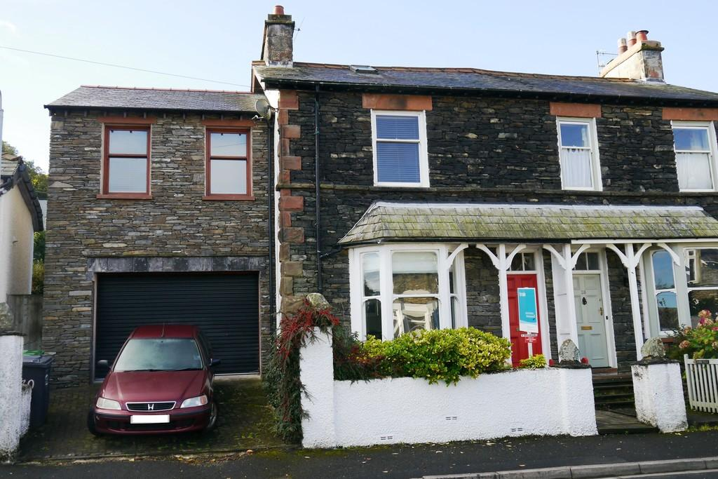 4 Bedrooms Semi Detached House for sale in 30 Thornthwaite Road, Windermere, LA23 2DN