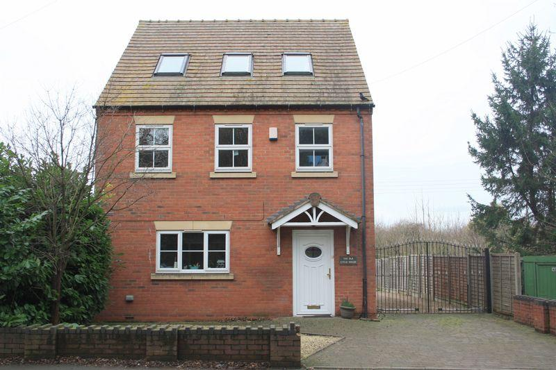 4 Bedrooms Detached House for sale in Terrace Road, Pinvin