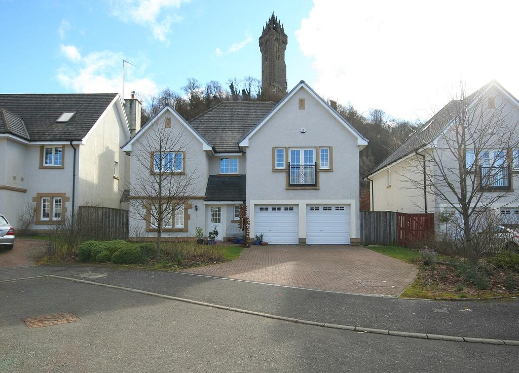 6 Bedrooms Detached House for sale in Casuewayhead, Stirling FK9