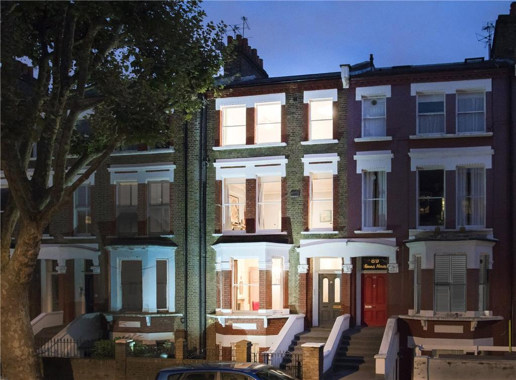 5 Bedrooms Terraced House for sale in Marylands Road, Maida Vale, London, W9