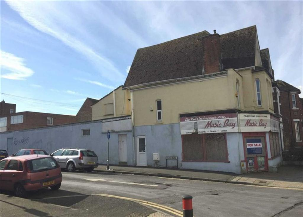 Land Commercial for sale in Cheriton High Street, Folkestone, Kent