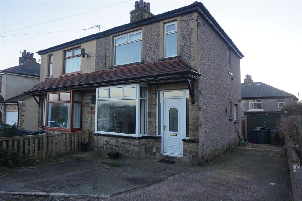 3 Bedrooms Semi Detached House for sale in Wrose View, Shipley, BD18 1AD