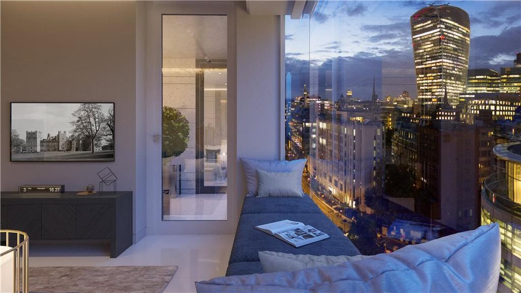 1 Bedroom Flat for sale in Lower Thames Street, London, EC3R