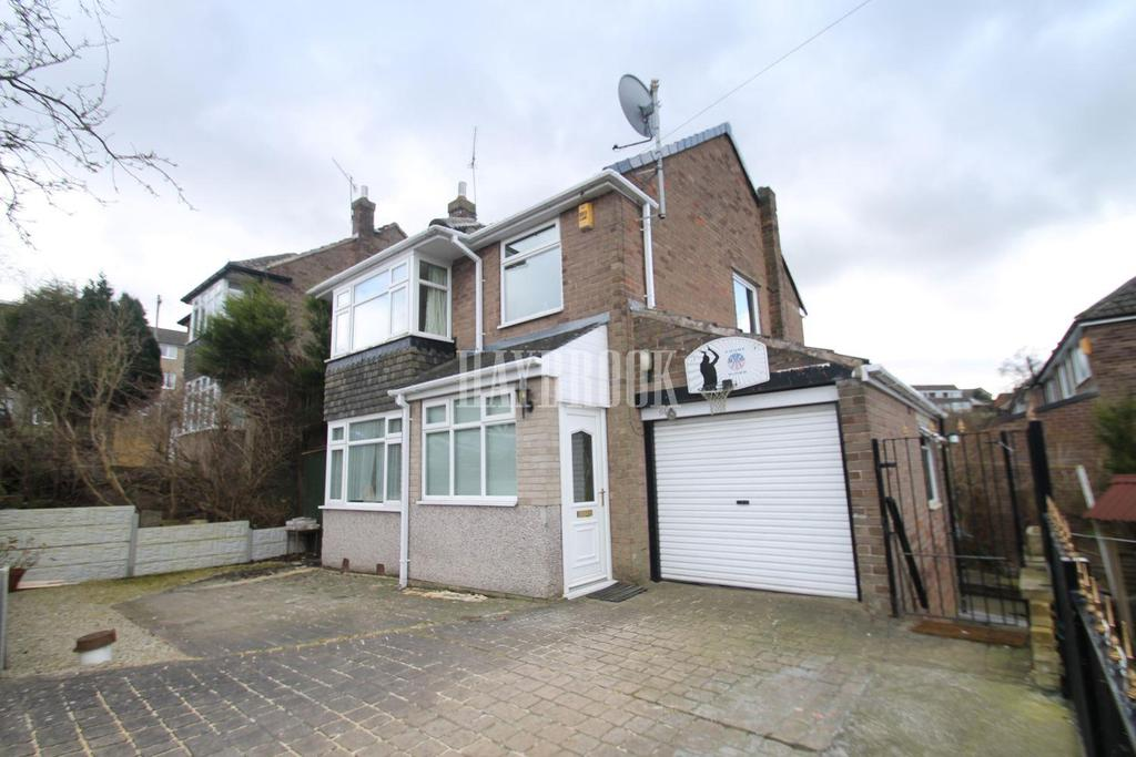 3 Bedrooms Detached House for sale in Twentywell Road, Bradway