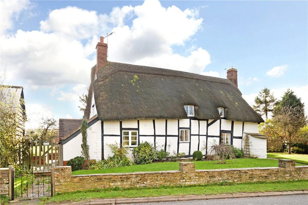 4 Bedrooms Detached House for sale in Temple Grafton, Alcester, Warwickshire, B49