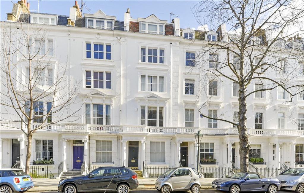1 Bedroom Flat for sale in Palace Gardens Terrace, Kensington, London, W8