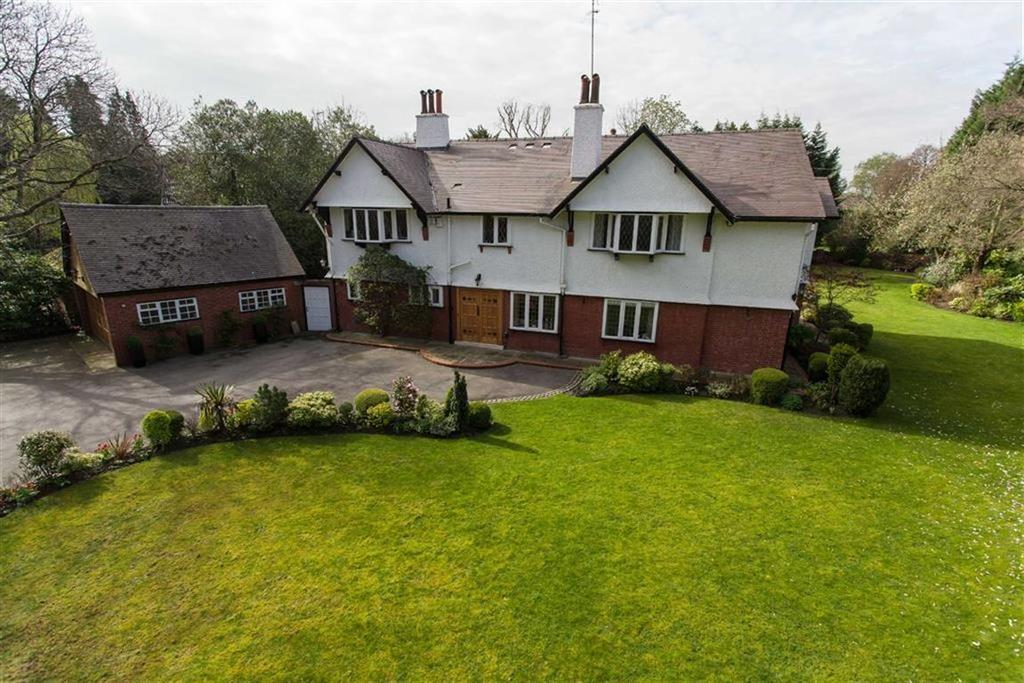 5 Bedrooms Detached House for sale in South Downs Road, Bowdon, Cheshire, WA14