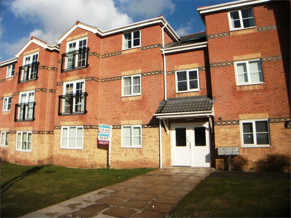 2 Bedrooms Flat for sale in Carlton Court, BARNSLEY, South Yorkshire
