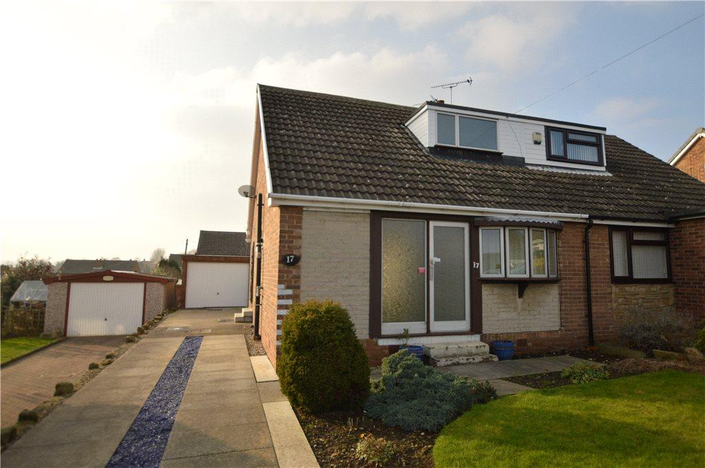 2 Bedrooms Semi Detached Bungalow for sale in Rosedale, Rothwell, Leeds, West Yorkshire