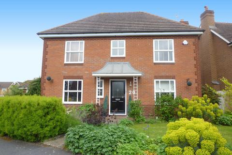 4 bedroom detached house to rent - Lapwing Drive, Hampton-In-Arden, B92 0BF