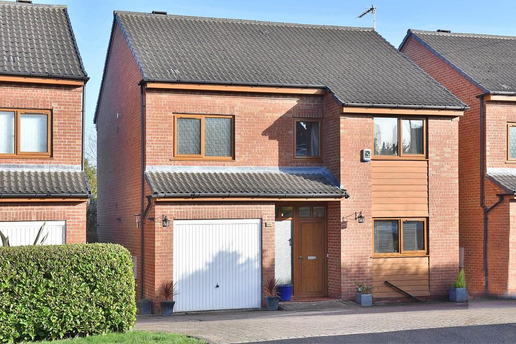 5 Bedrooms Detached House for sale in Tennyson Avenue, Harrogate