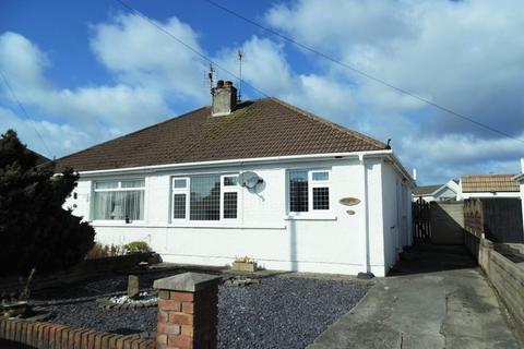 2 bedroom semi-detached bungalow to rent - Tennyson Drive Cefn Glas Bridgend CF31 4PU
