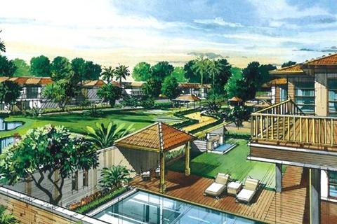 5 bedroom townhouse  - Tatvam Villas, Sector 48, Sector 48, Gurgaon