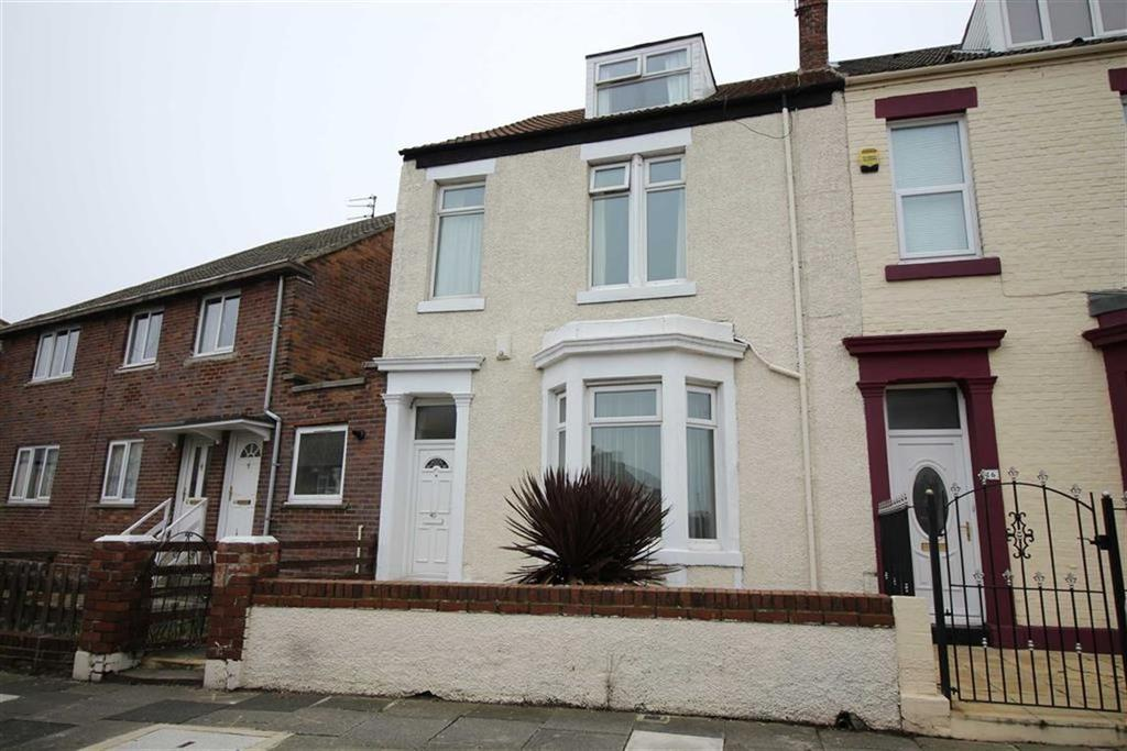 5 Bedrooms End Of Terrace House for sale in Stanley Street West, North Shields