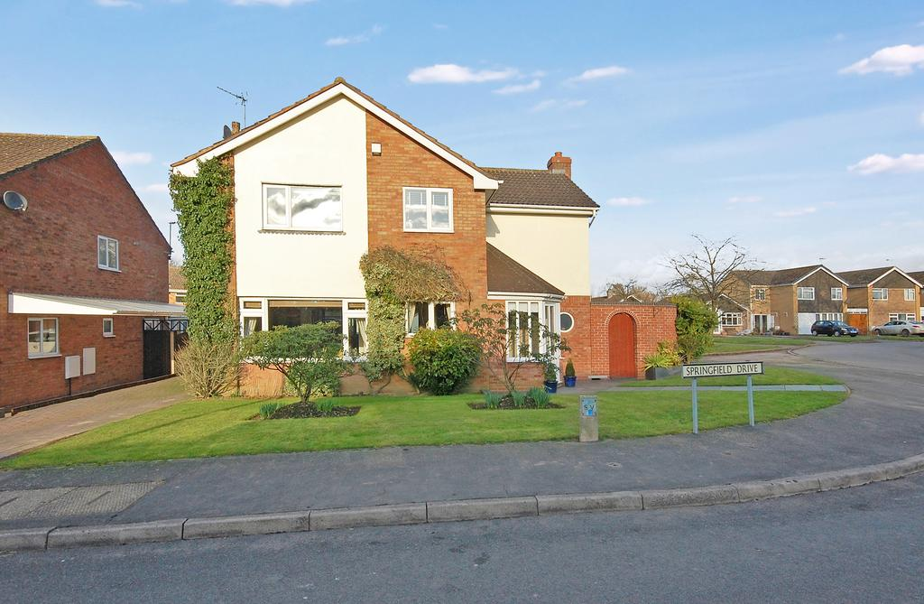 4 Bedrooms House for sale in Springfield Drive, Wheaton Aston, Stafford ST19